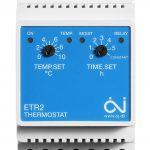 Kontroler otapanja snega ETR2-1550