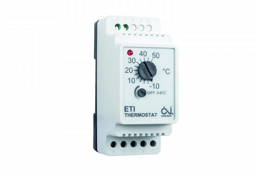 Termostat ETI-1551 enerset