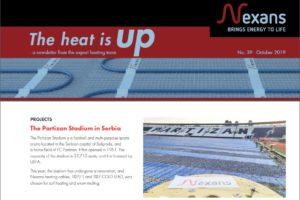 Nexans - The heat is on October