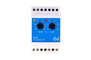 Kontroler ETR/F za grejanje oluka
