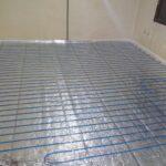 instalacija grejnih kablova za podno grejanje